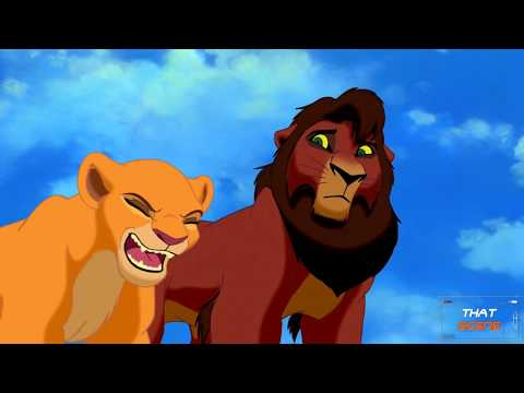 All The Lion King Roars - THAT SCENE