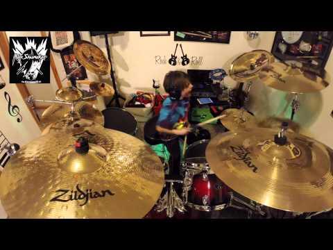 Alex Shumaker Drum Cover Revolution Saints