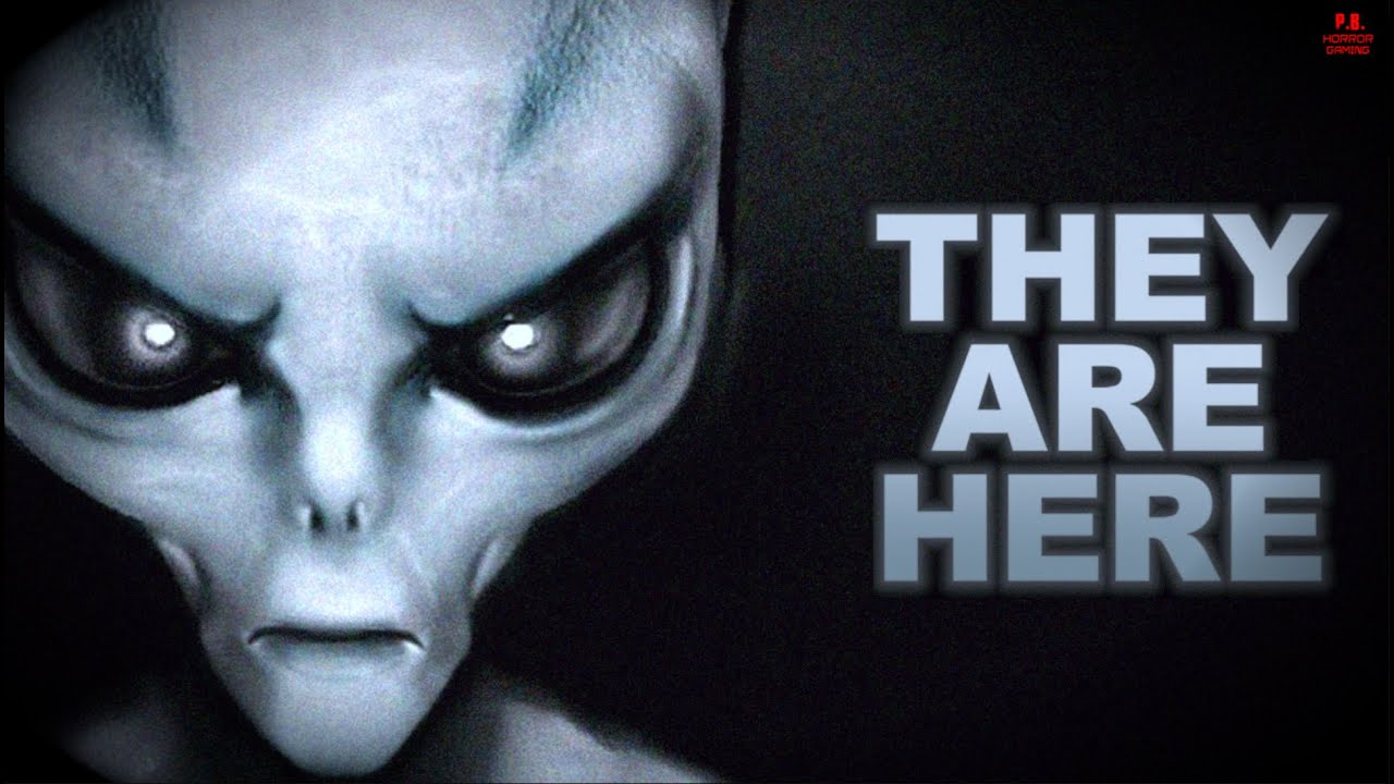 They Are Here (Alien Abduction) | DEMO | Full Gameplay Walkthrough No Commentary