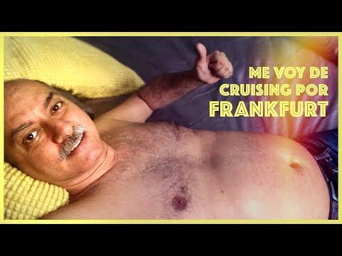 Me Voy De GAY CRUISING Por Frankfurt