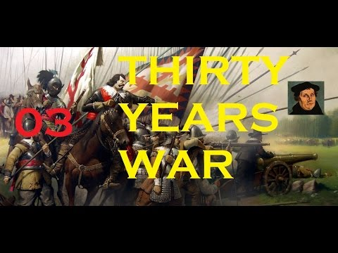 Thirty Years War {Protestants} 3 Cutting off the Catholic League