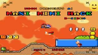 Super Mario World - A Maxi Mini Hack: B-Sides #1