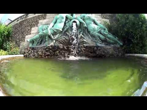 30 minutes | Botanical Garden of Brussels Fountain