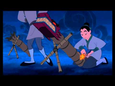 Mulan - I'll Make a Man Out Of You (Finnish) [HD 1080p]
