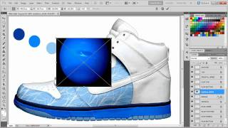 Neptunes Nike Speed Edit // BelloGFX.