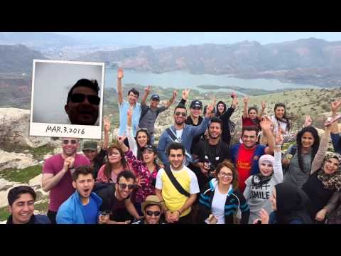 Hiking Trip - Kurdistan Region Iraq (University of Duhok students/ English Dept.)