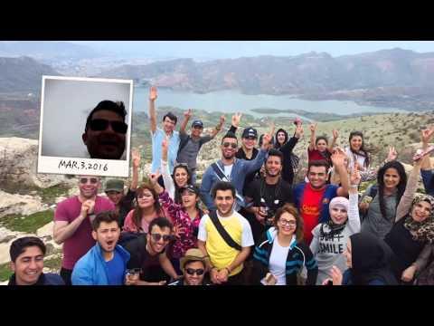 Hiking Trip - Kurdistan Region Iraq (University of Duhok students/ English Dept.)