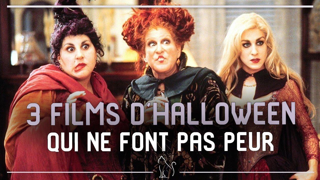3 films d 39 halloween qui ne font pas peur le cin club hors s rie youtube - Recettes d halloween qui font peur ...