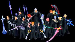 Kingdom Hearts 3582 Days - Xion Boss Battle Theme [EXTENDED] + MP3 Download Link