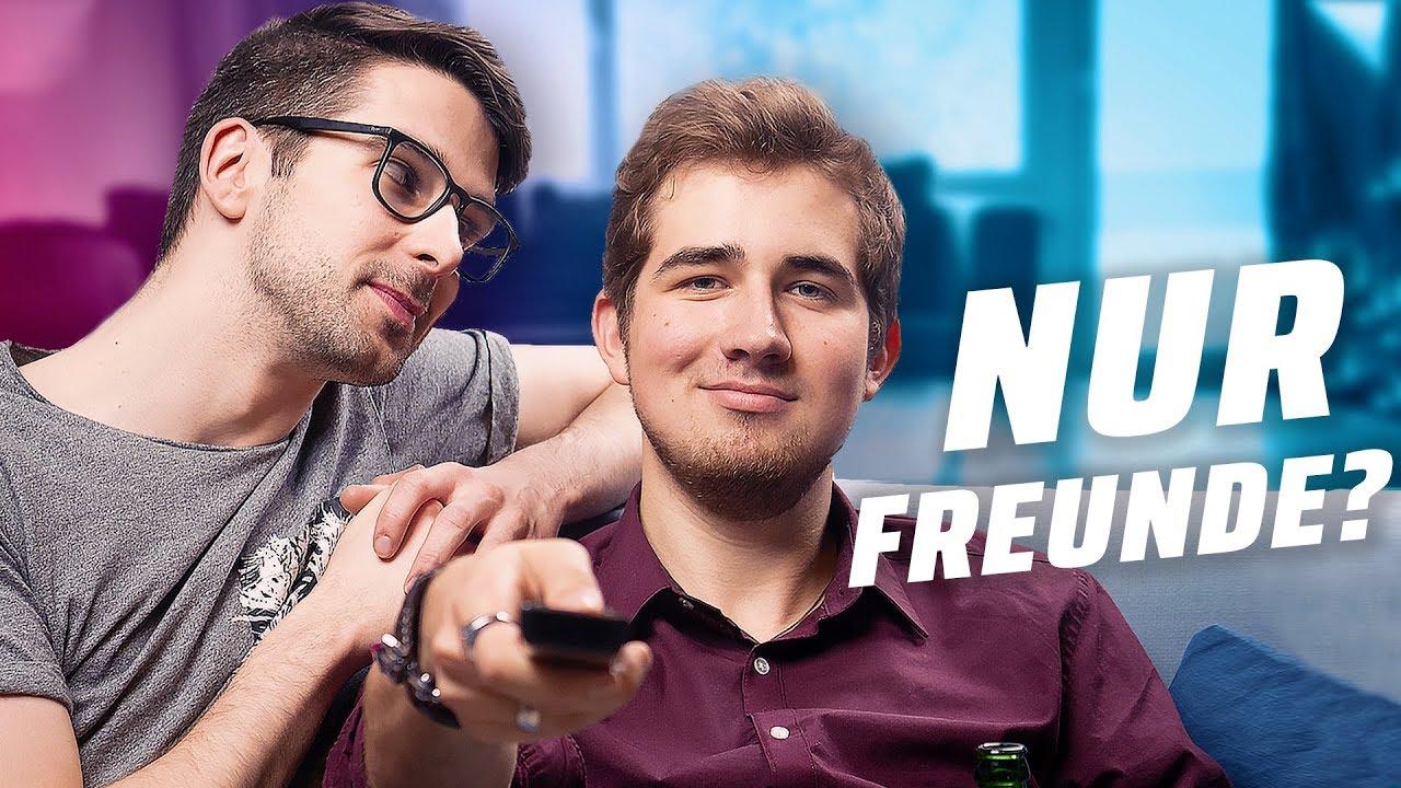 Verliebt in den besten Freund I Erster Schwultag - YouTube
