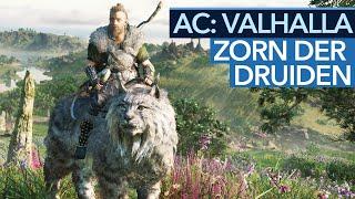 Komplett neue Open World für Valhalla - Der neue DLC im Check