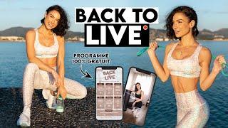 TON PROGRAMME DE RENTREE LIVE & GRATUIT !!! (Lives tous les jours !)