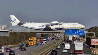 Летающие Грузовики. Самые большие грузовые  самолеты в мире!