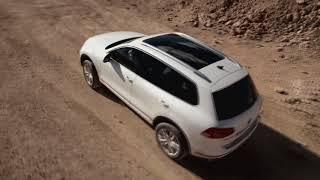 VW Tuareg R-line