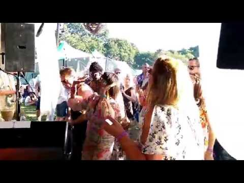 Dave Lee aka Joey Negro in the mix @ 51st State Festival 2016 (part 2/2)