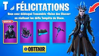 FREE SKINS (SECRETS DETUS) ON FORTNITE.