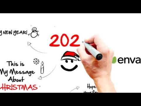 Navidad 2020 Whiteboard