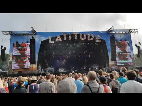 Public Service Broadcasting - Go! (Latitude 2017)