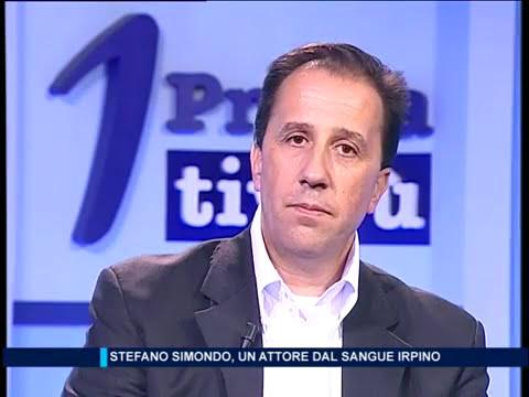 Stefano Simondo intervista TV. TV interview