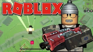 NOVO BATTLE ROYALE DO ROBLOX - Deadlocked Battle Royale