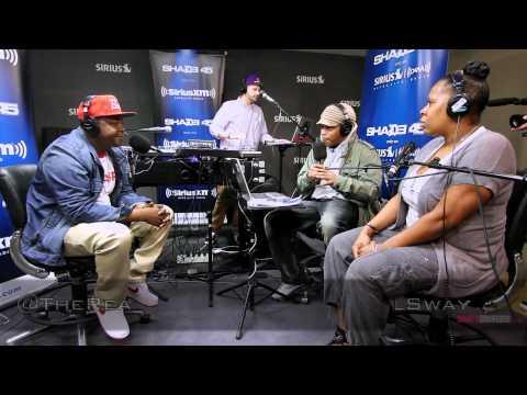 Jadakiss talks writing rhymes vs. freestyling on #SwayInTheMorning