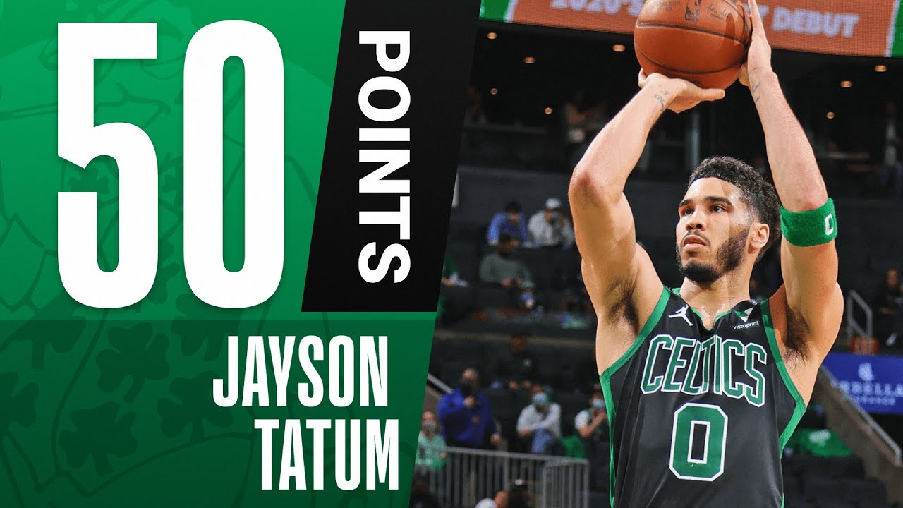 Download ☘ Jayson Tatum DROPS 50 PTS In BOS Game 3 Victory! ☘