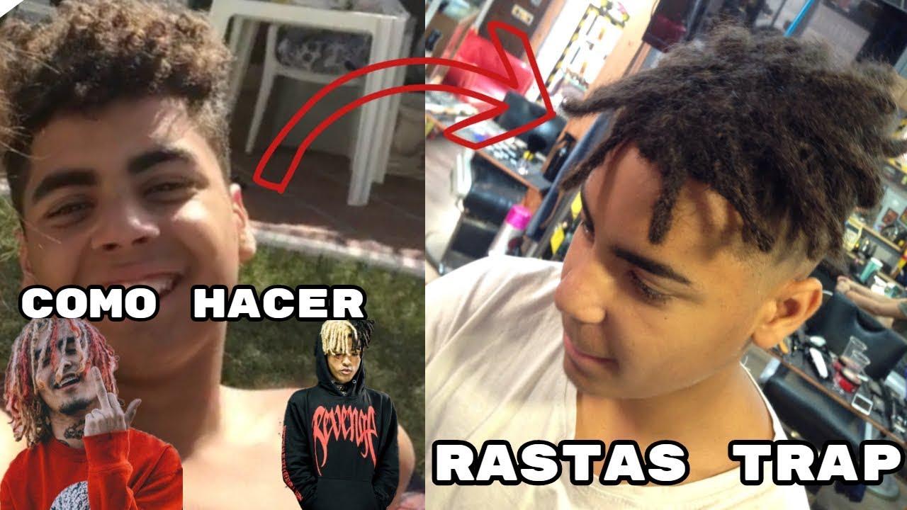 Como hacer dreads con cabello corto