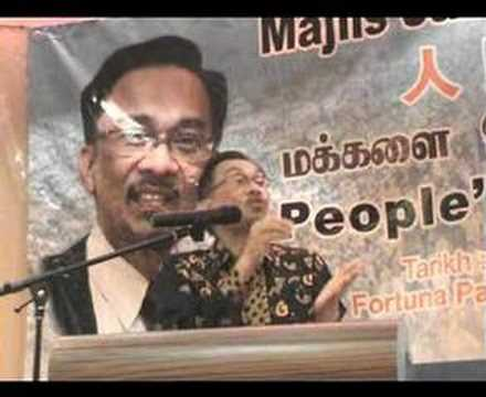 Anwar Ibrahim: Let Us Work Together & Make Sure Malaysia Is For All Malaysian