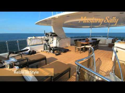 MUSTANG SALLY 130' Motor Yacht