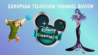 Disney Cinemagic European Television Channel Review