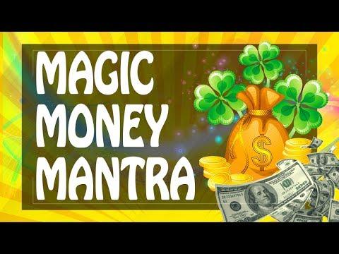 Magic mantra of MONEY, Abundance & LUCK ☸ Powerful Mantras 2018