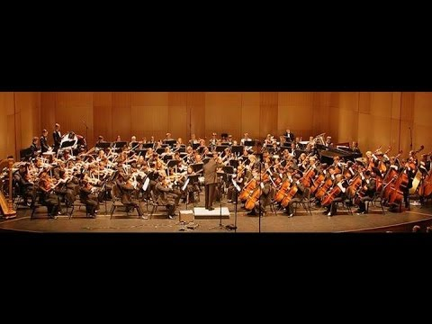 Summertime - George Gershwin - All Virginia Orchestra 2014