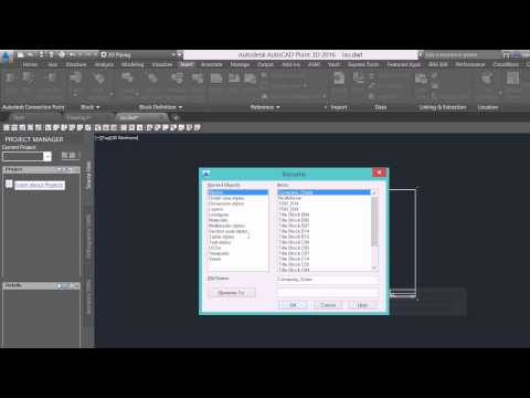 How to add a custom border in a new Isometric styles in AutoCAD Plant 3D 2016