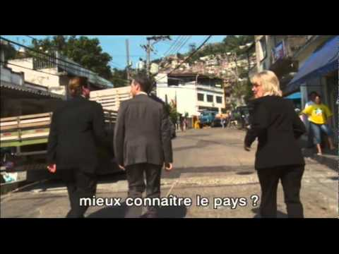 Rio Sex Comedy - Extrait du film n°3 : Bill l'ambassadeur