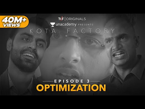 Kota Factory S01E03 - Optimization | The Viral Fever