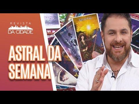 Previsão dos Signos, Tarot e Energia da Semana - Revista da Cidade (25/06/18)