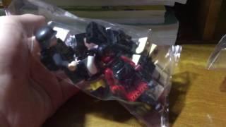 Test và bán bộ lego biệt đội và tặng quà - lego shop