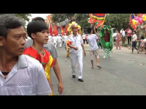 Lễ hội truyền thống làng Cuối, thị trấn Gia Lộc, huyện Gia Lộc, tỉnh Hải Dương
