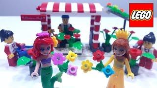 Mainan LEGO TOKO BUNGA 💖 LEGO FLORIST SHOP Toys For Kids 💖 Let's Play 💖