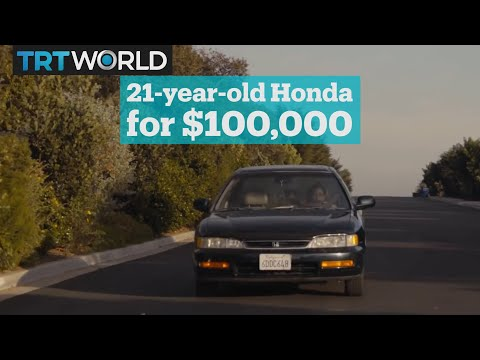 Honda Accord used car ad goes viral