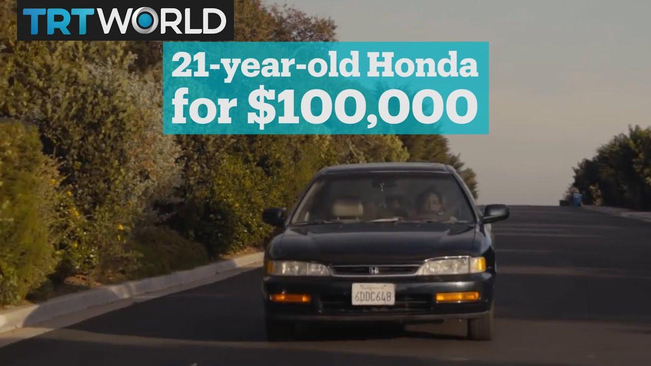Honda accord used car ad goes viral doovi for Used car commercial 1996 honda accord