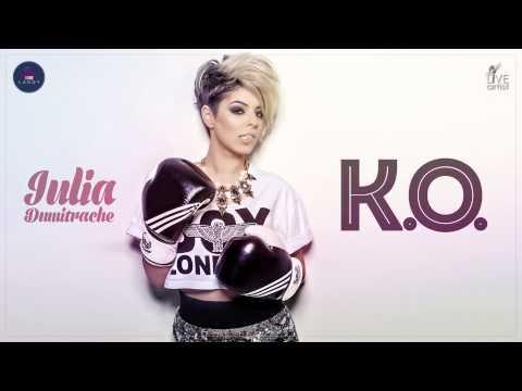 Iulia Dumitrache - K.O. (Official Video Lyrics)