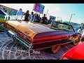 OG 1971 Chevy Impala on ALL GOLD Daytons in HD (Must See)