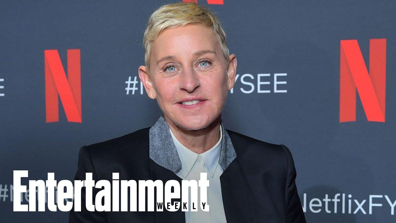 DeGeneres Returns, Insists She's Not A Phony | News Flash