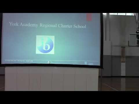 York Academy Regional Charter School,Rotary Club of York PA,Meeting,7/25/2018
