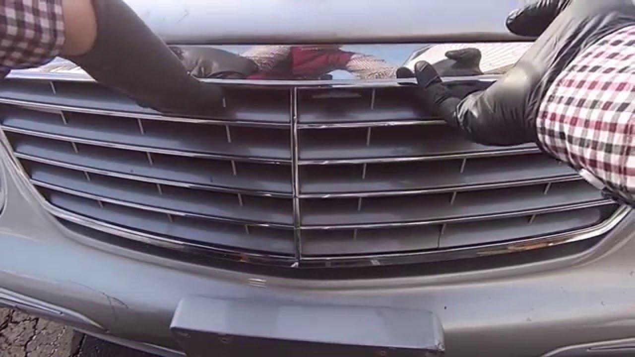 Mercedes Sprinter Bonnet