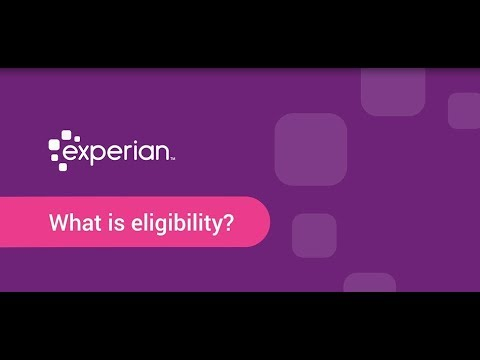What Is Eligibility?
