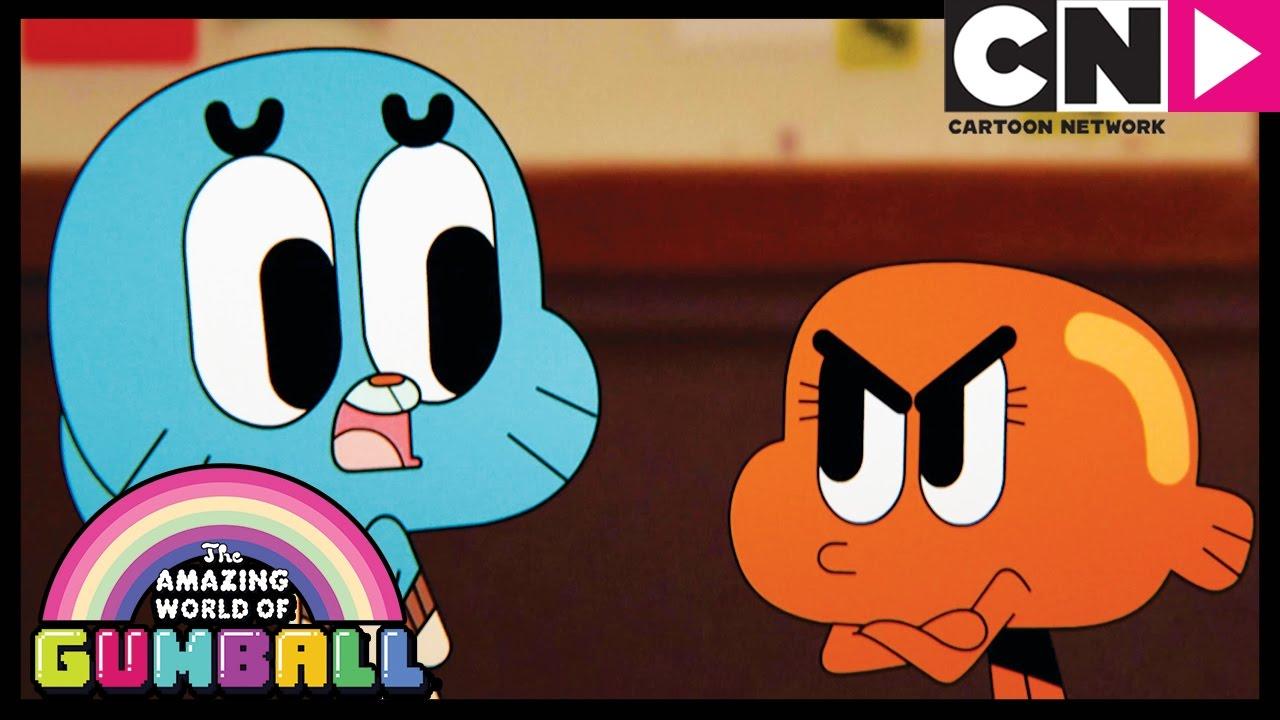 Tajemnica   Niesamowity świat Gumballa   Cartoon Network