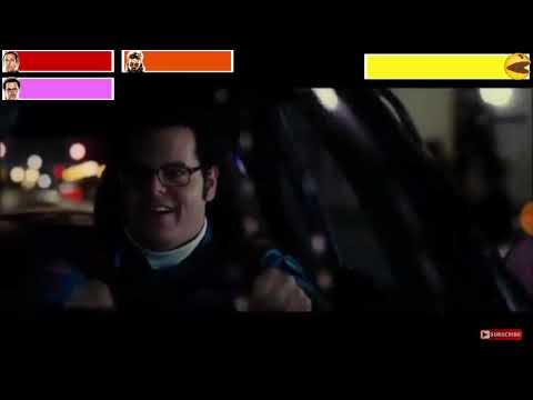 Pixels (2015) Pac Man