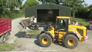 Field test: JCB 435S loading shovel